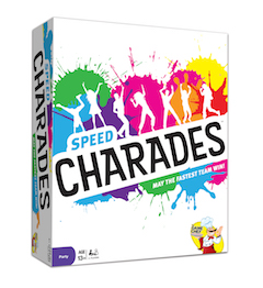 Box for the Speed Charades game